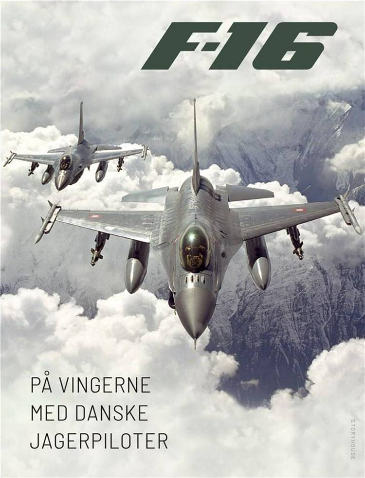 F-16 af Thomas Kristensen, Henning Kristensen og Svend Hjort