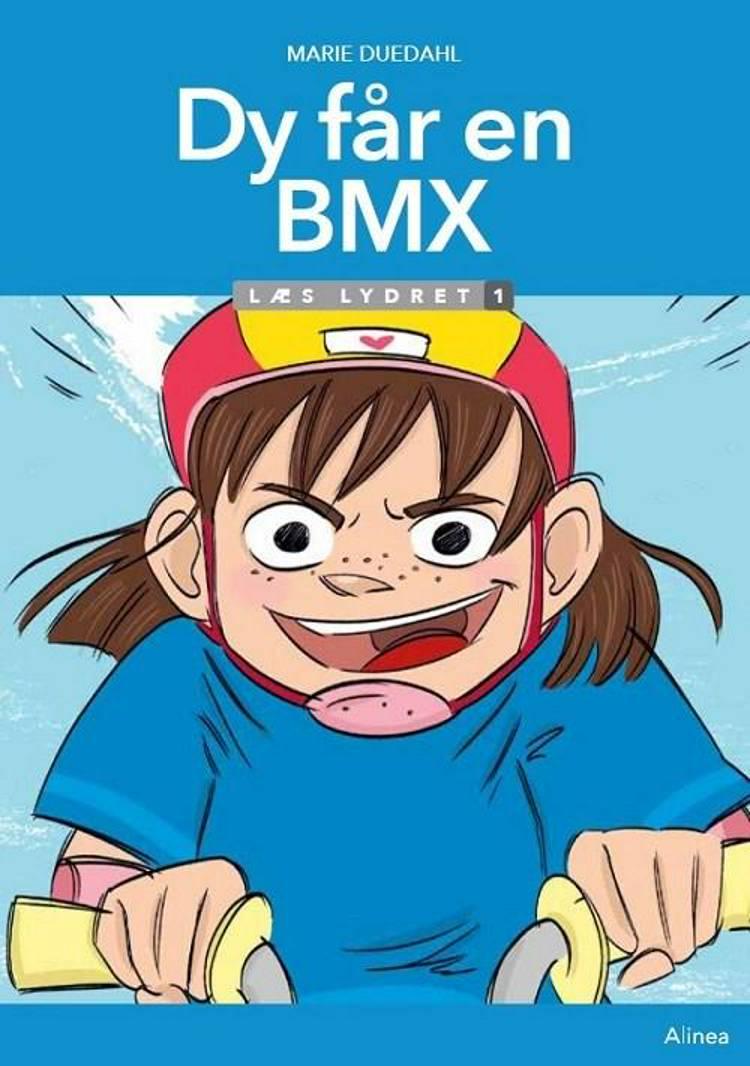 Dy får en BMX, Læs lydret 1 af Marie Duedahl