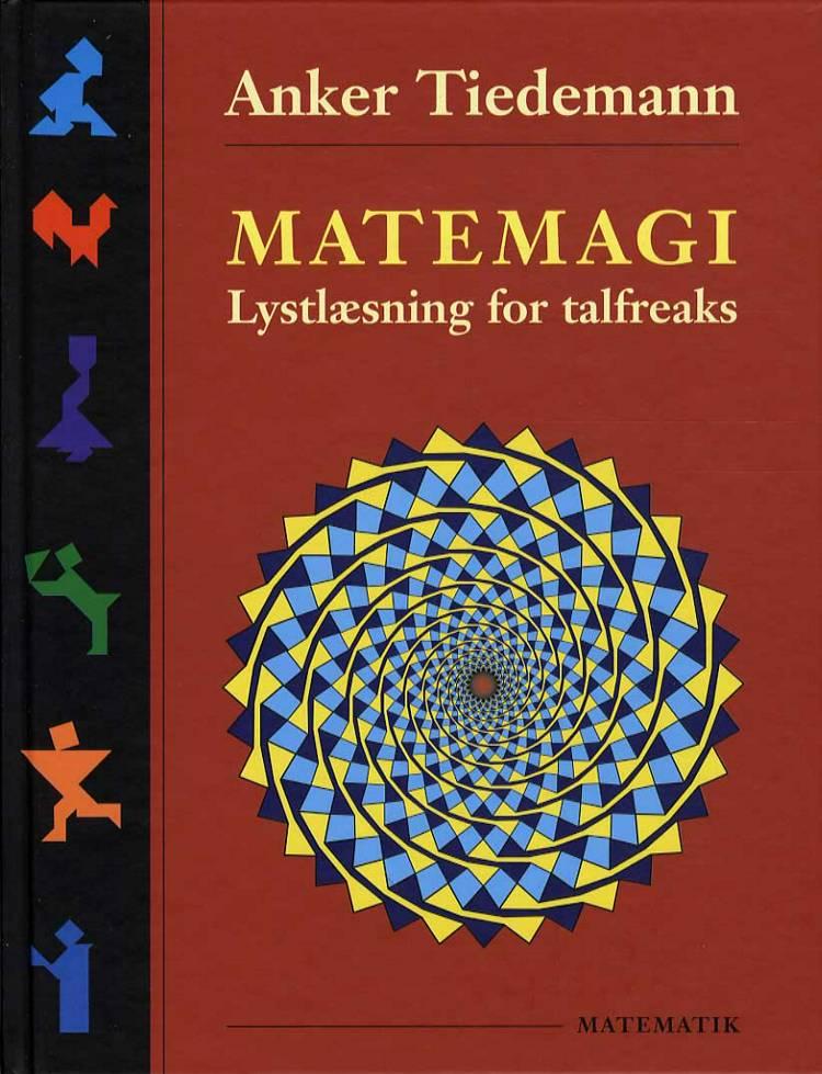 Matemagi af Anker Tiedemann