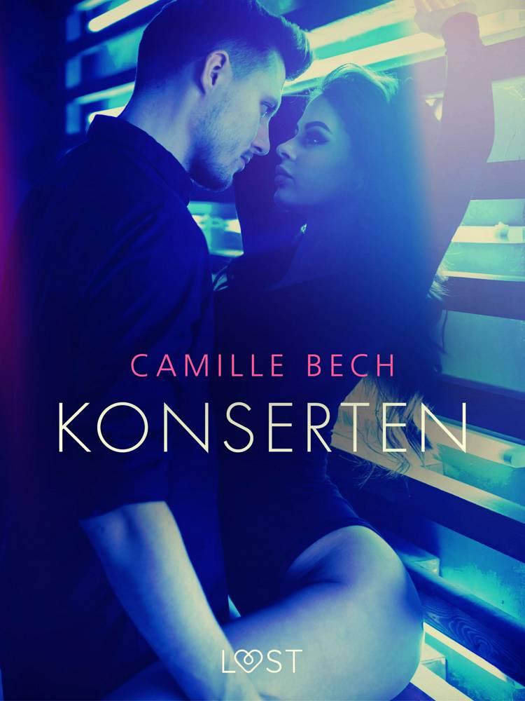 Konserten - erotisk novell af Camille Bech