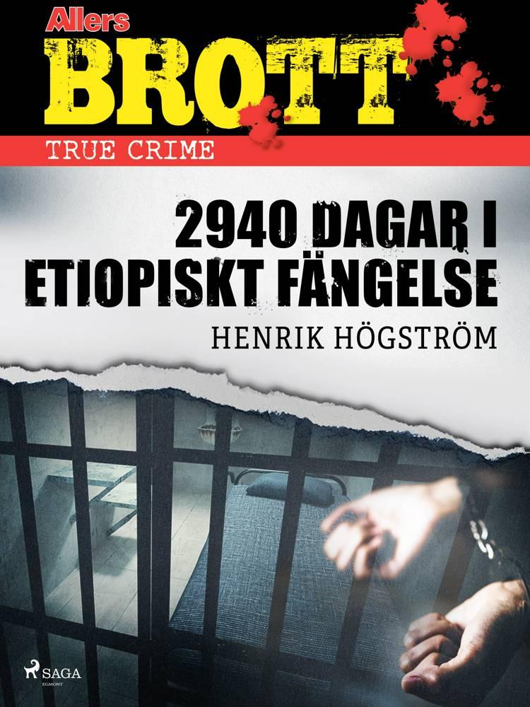2940 dagar i etiopiskt fängelse af Henrik Högström