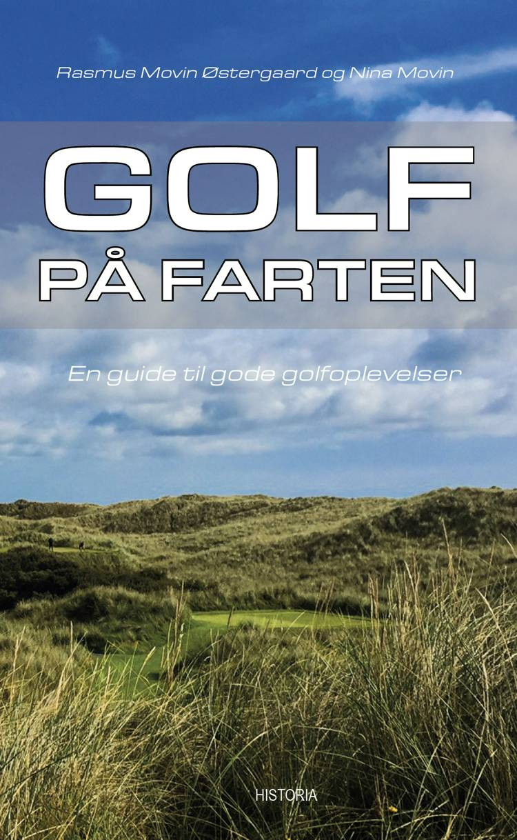 Golf på farten af Nina Movin og Rasmus Movin Østergaard