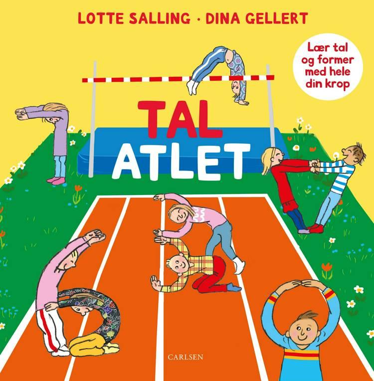 Tal-atlet af Lotte Salling