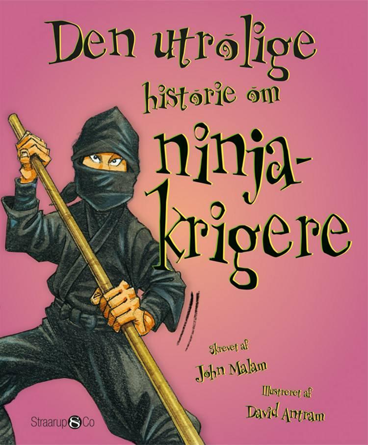 Den utrolige historie om ninjakrigere af John Malam