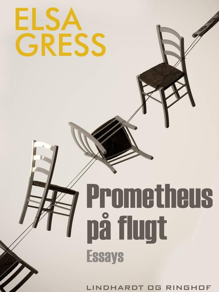 Prometheus på flugt af Elsa Gress