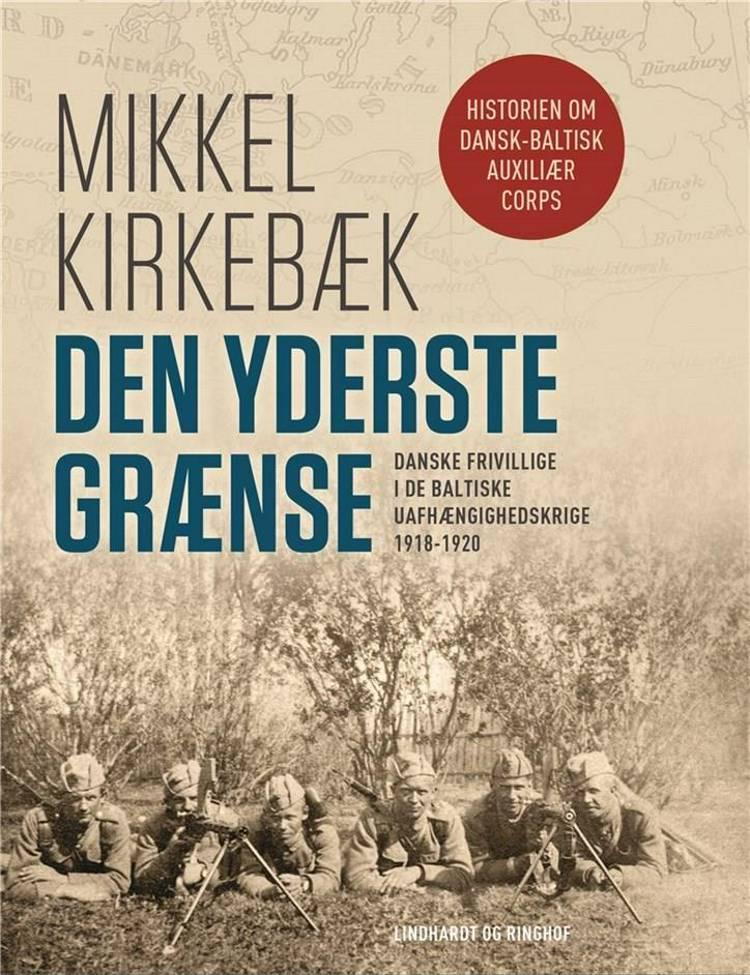 Den yderste grænse af Mikkel Kirkebæk