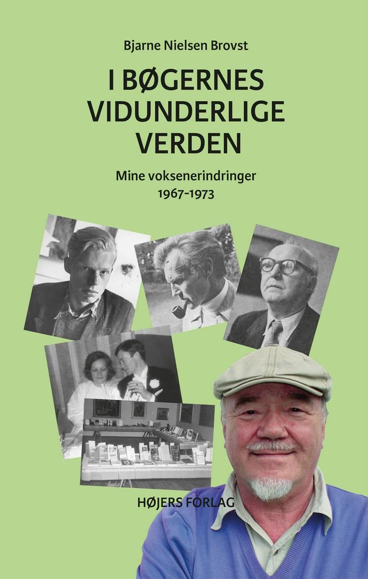 I bøgernes vidunderlige verden af Bjarne Nielsen Brovst