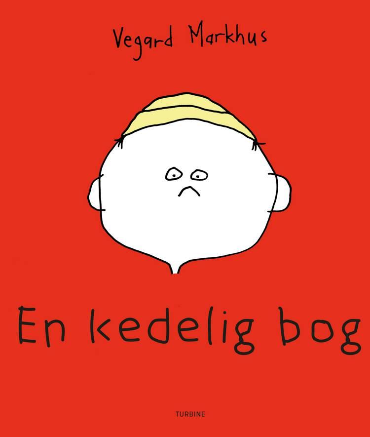 En kedelig bog af Vegard Markhus
