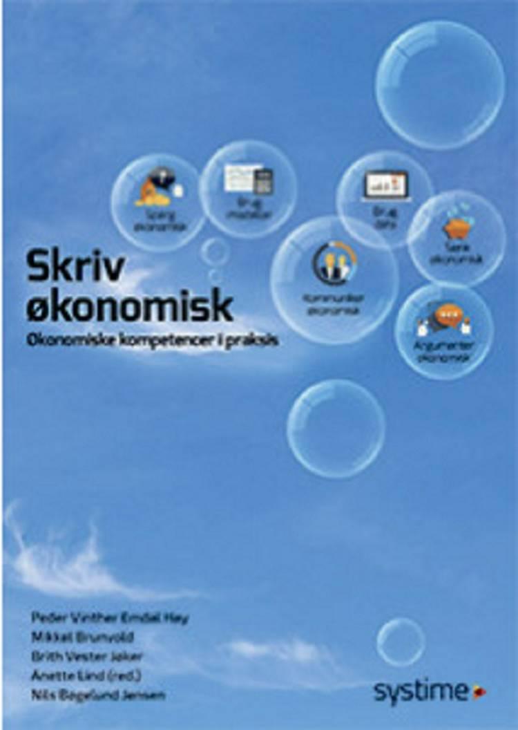 Skriv økonomisk af Peder Vinther Emdal Hay, Mikkel Brunvold og Brith Vester Jøker m.fl.