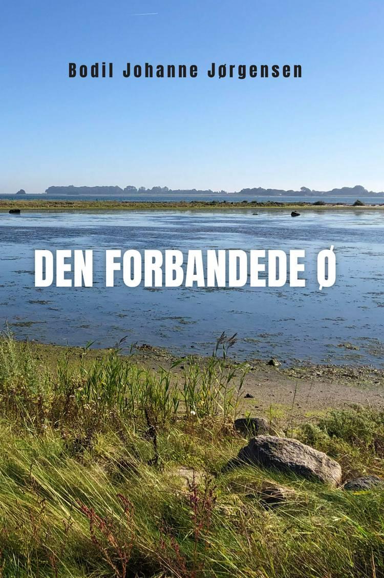 Den forbandede ø af Bodil Johanne Jørgensen