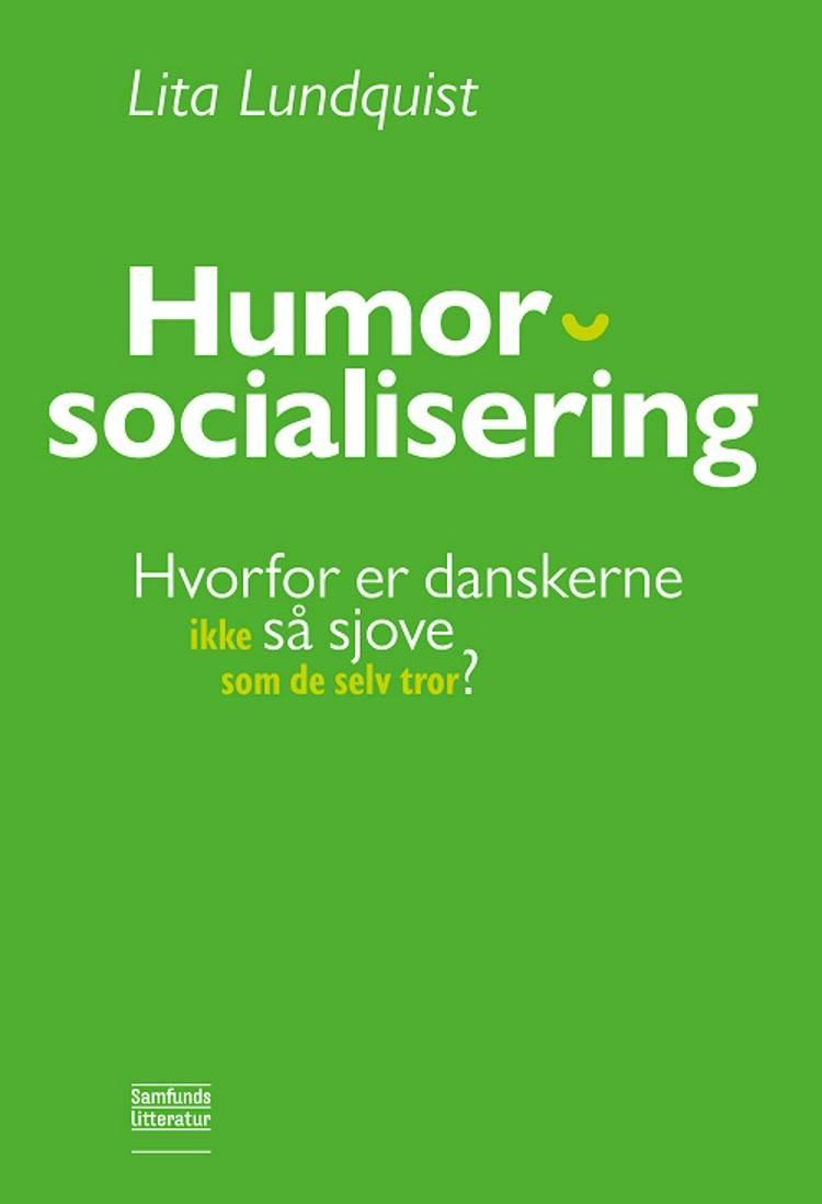 Humorsocialisering af Lita Lundquist