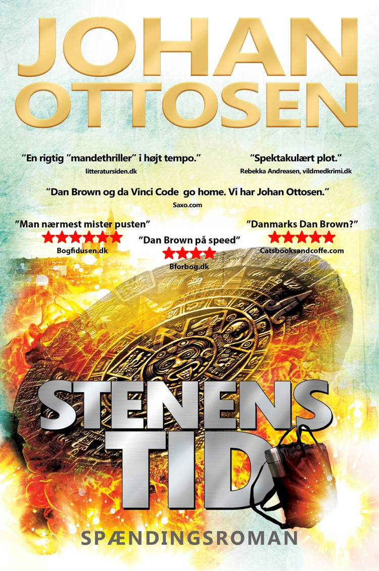 Stenens tid af Johan Ottosen