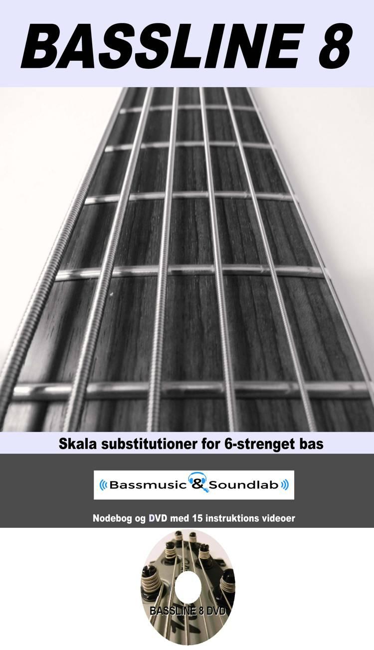 Bassline 8 af Henrik Deleuran