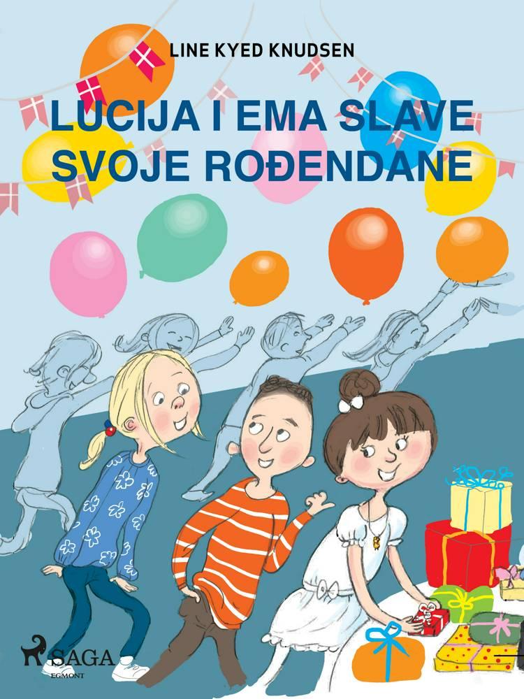 Lucija i Ema slave svoje rođendane af Line Kyed Knudsen