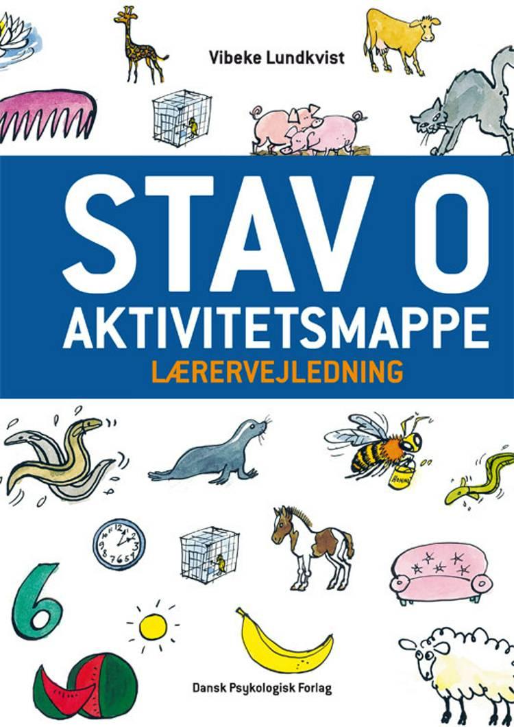 Lærervejledning til STAV 0 aktivitetsmappe af Vibeke Lundkvist