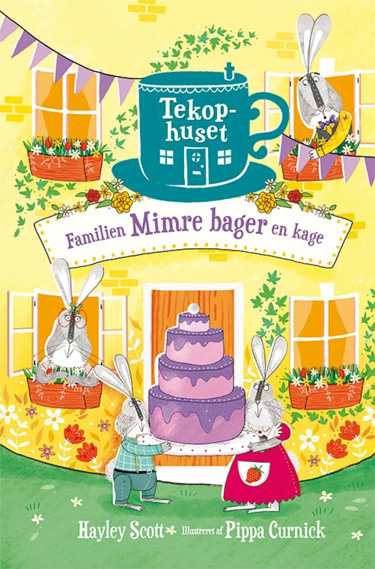 Tekophuset (2) Familien Mimre bager en kage af Hayley Scott
