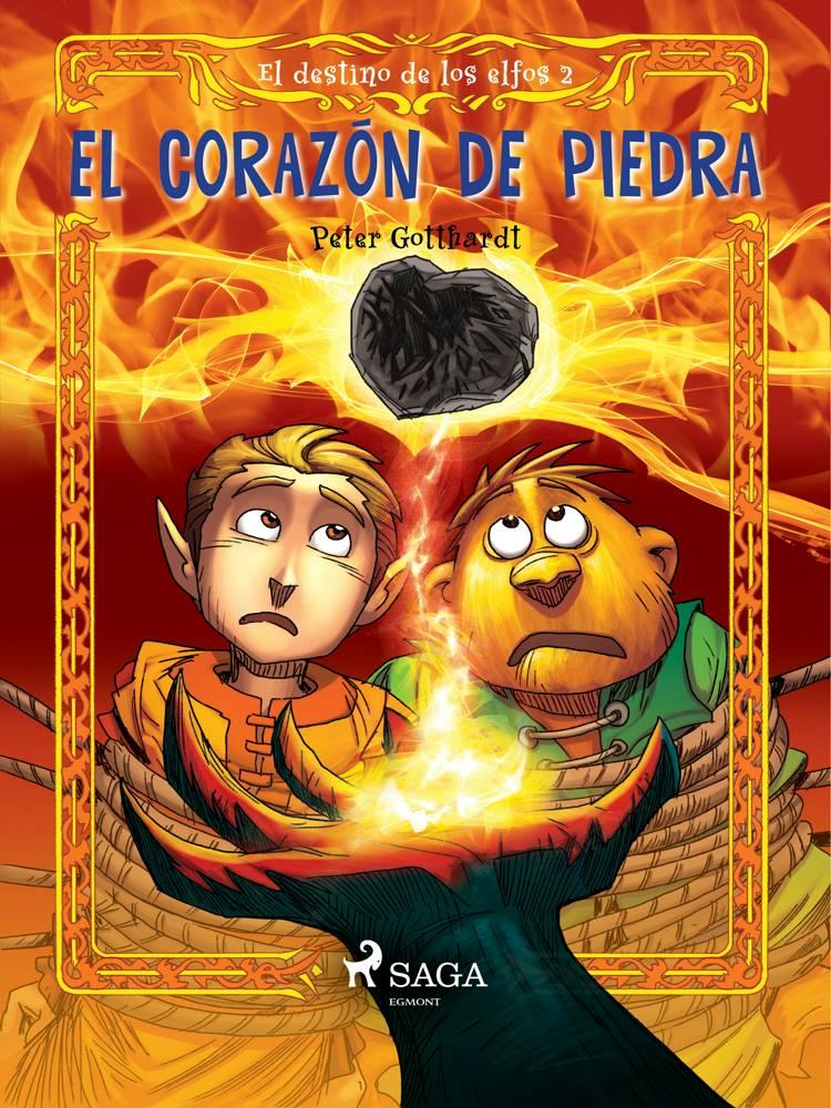 El destino de los elfos 2: El corazón de piedra af Peter Gotthardt