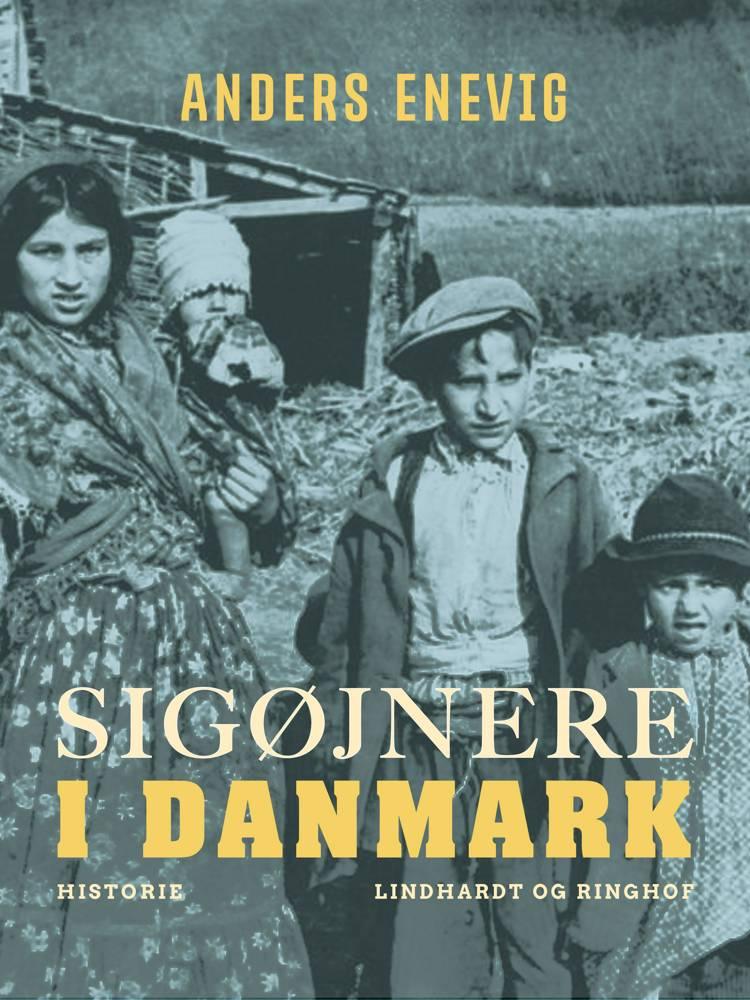 Sigøjnere i Danmark af Anders Enevig