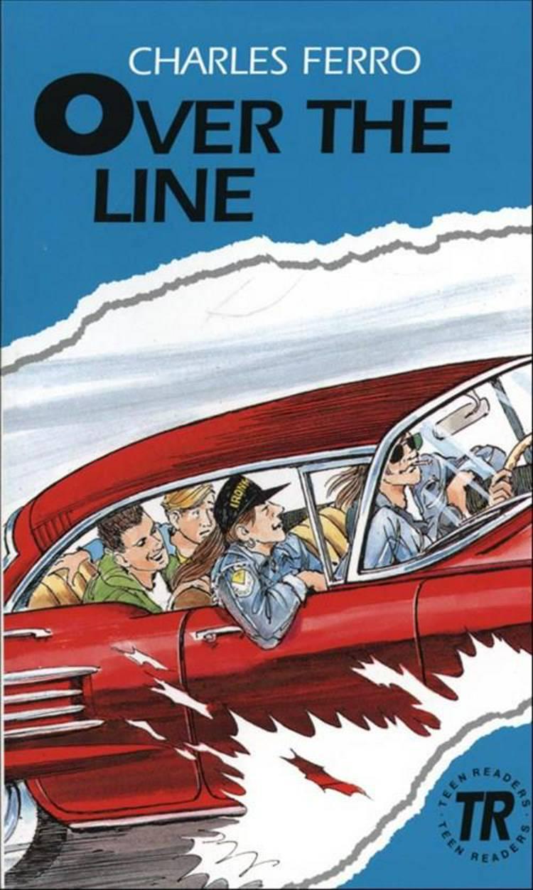 Over the Line, TR 4, NYT OMSLAG af Charles Ferro