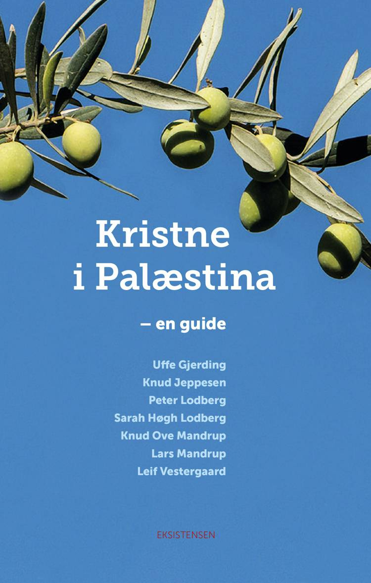 Kristne i Palæstina af Leif Vestergaard