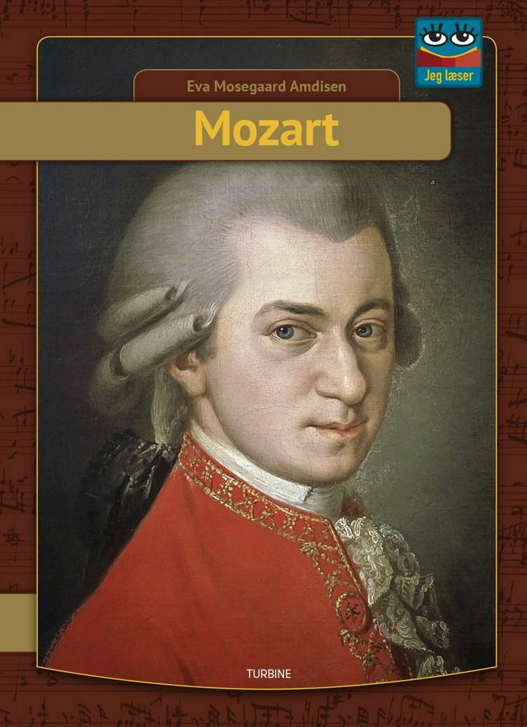 Mozart af Eva Mosegaard Amdisen