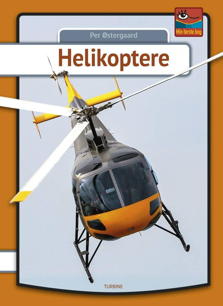 Helikoptere af Per Østergaard