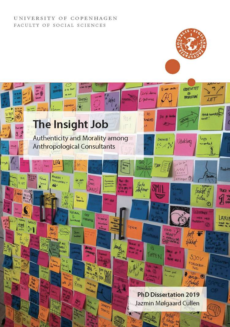 The Insight Job af Jazmin Cullen