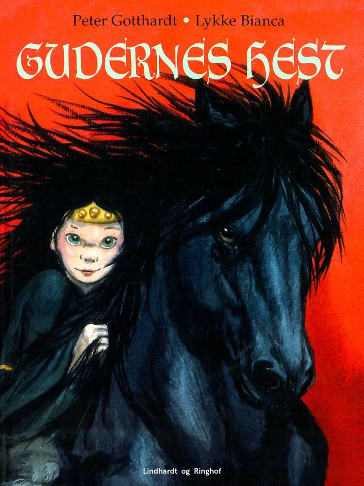 Gudernes hest af Peter Gotthardt
