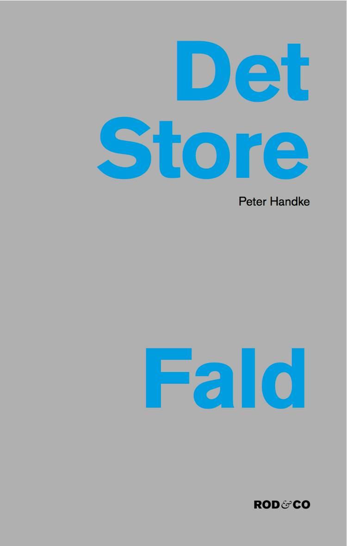 Det store fald af Peter Handke