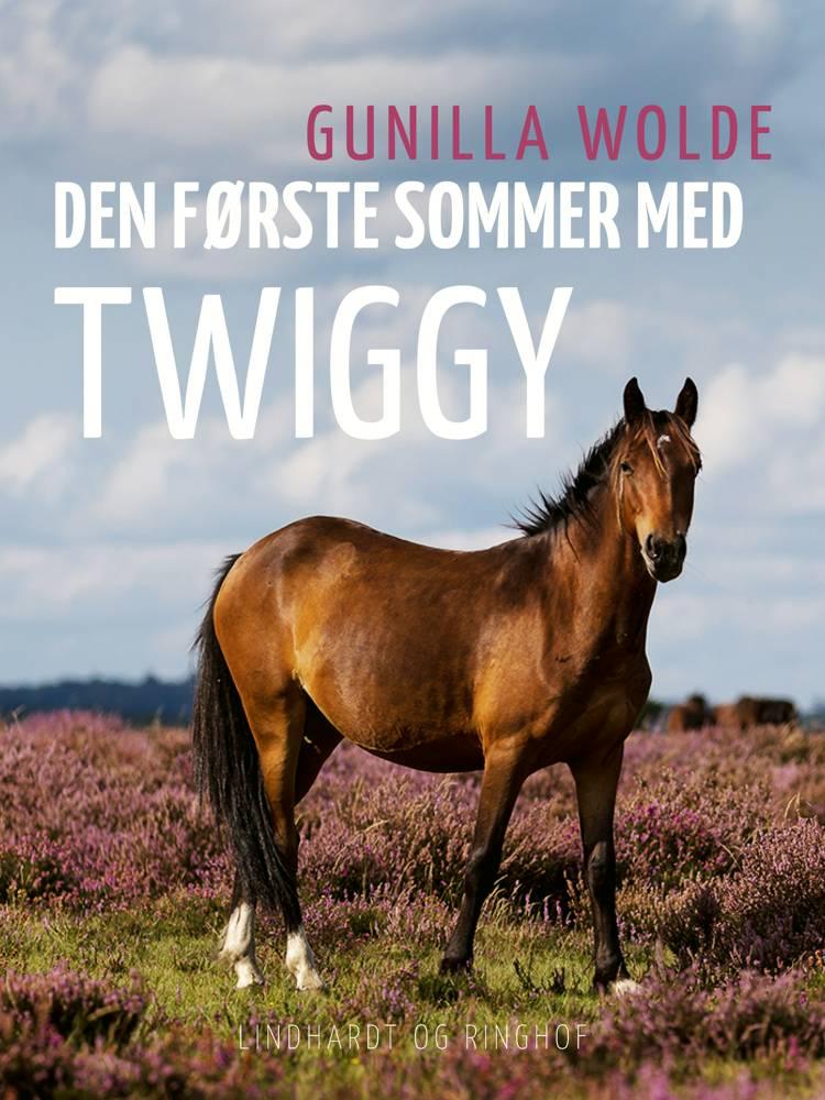 Den første sommer med Twiggy af Gunilla Wolde