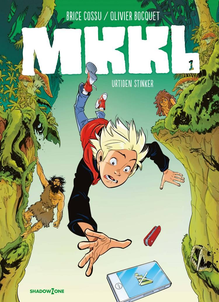 MKKL 1 - Urtiden stinker af Olivier Bocquet og Brice Cossu