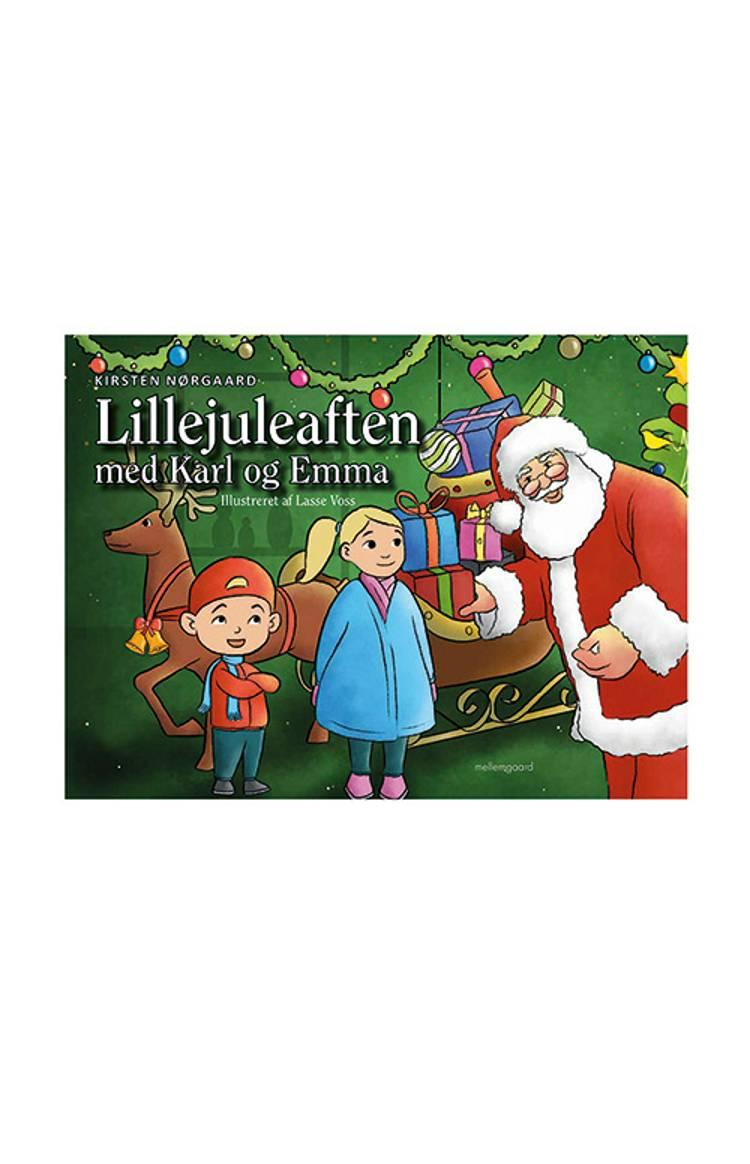 Lillejuleaften med Karl og Emma af Kirsten Nørgaard