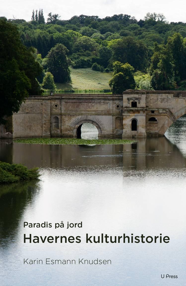 Paradis på jord af Karin Esmann Knudsen