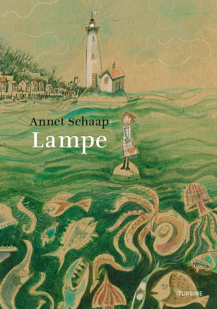 Lampe af Annet Schaap