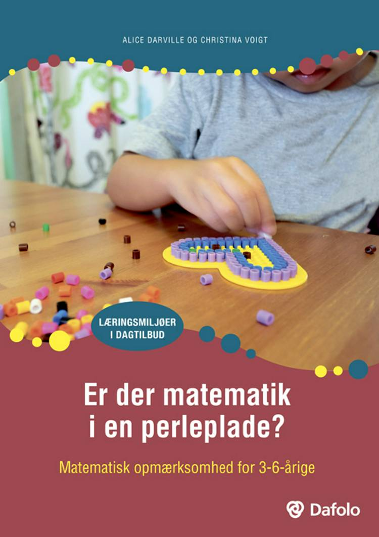 Er der matematik i en perleplade? + PLAKAT af Alice Darville og Christina Voigt