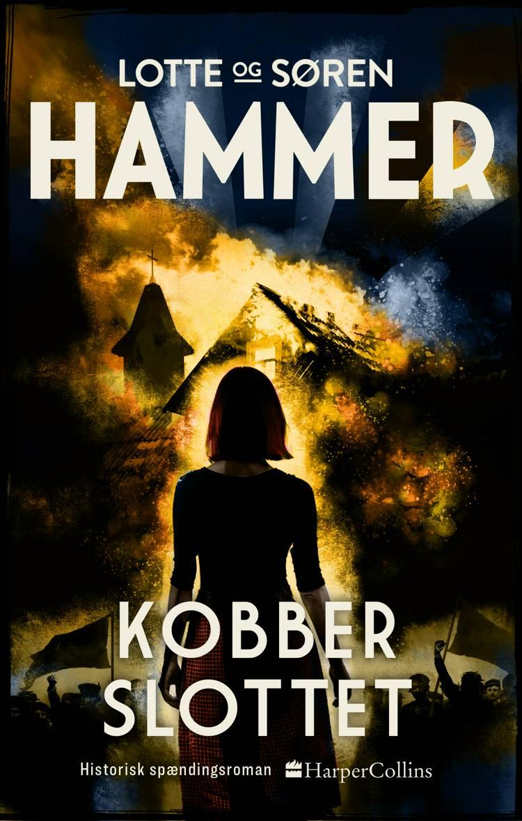 Kobberslottet af Søren Hammer og Lotte Hammer