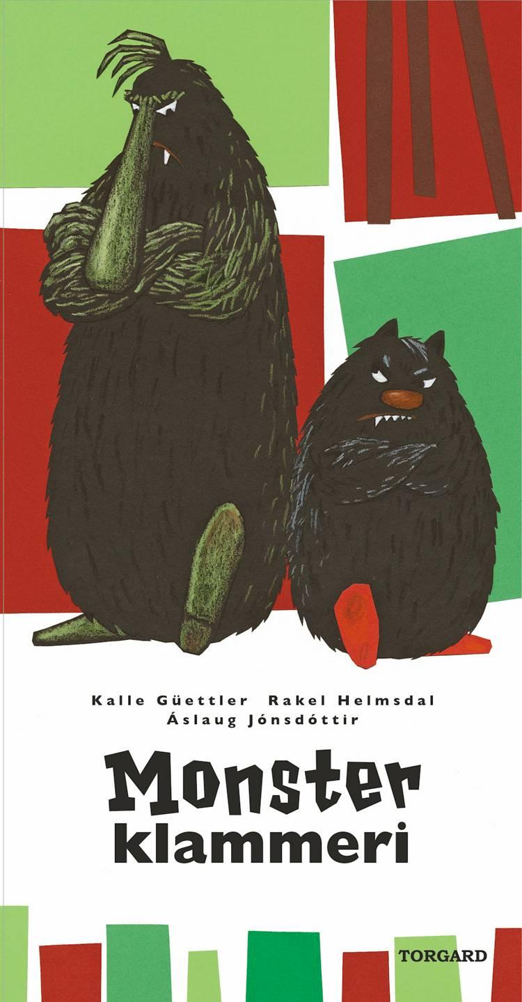 Monsterklammeri af Kalle Güettler