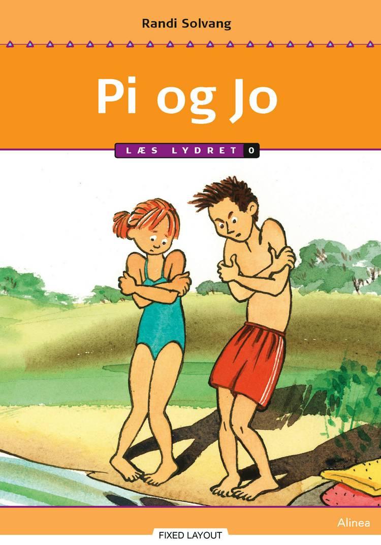 Pi og Jo, trin 0 af Randi Solvang