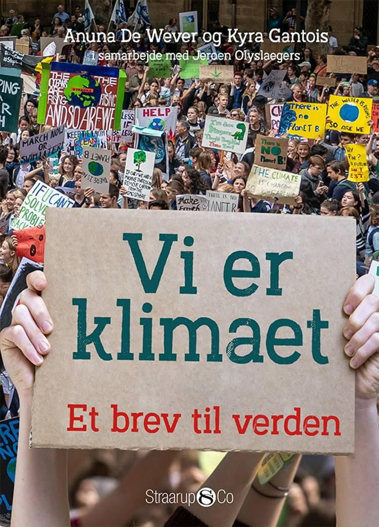 Vi er klimaet af Anuna De Wever og Kyra Gantois