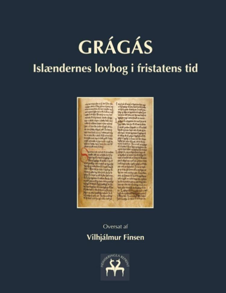 Grágás af Heimskringla Reprint og Vilhjálmur Finsen