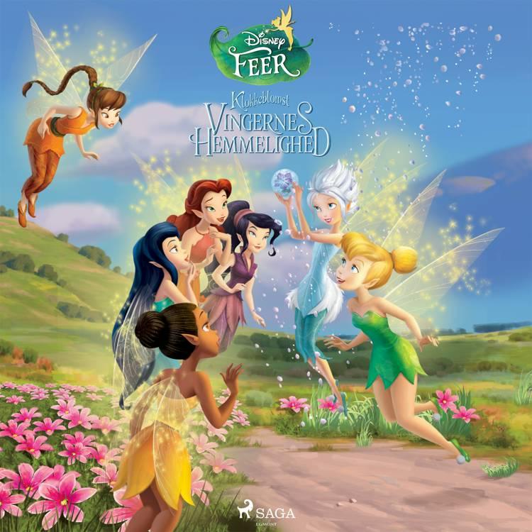 Disney Fairies - Klokkeblomst og vingernes hemmelighed af Disney