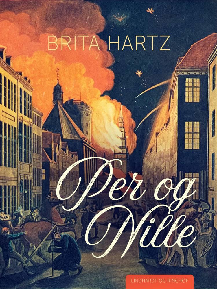 Per og Nille af Brita Hartz