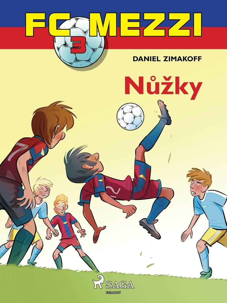FC Mezzi 3: Nůžky af Daniel Zimakoff