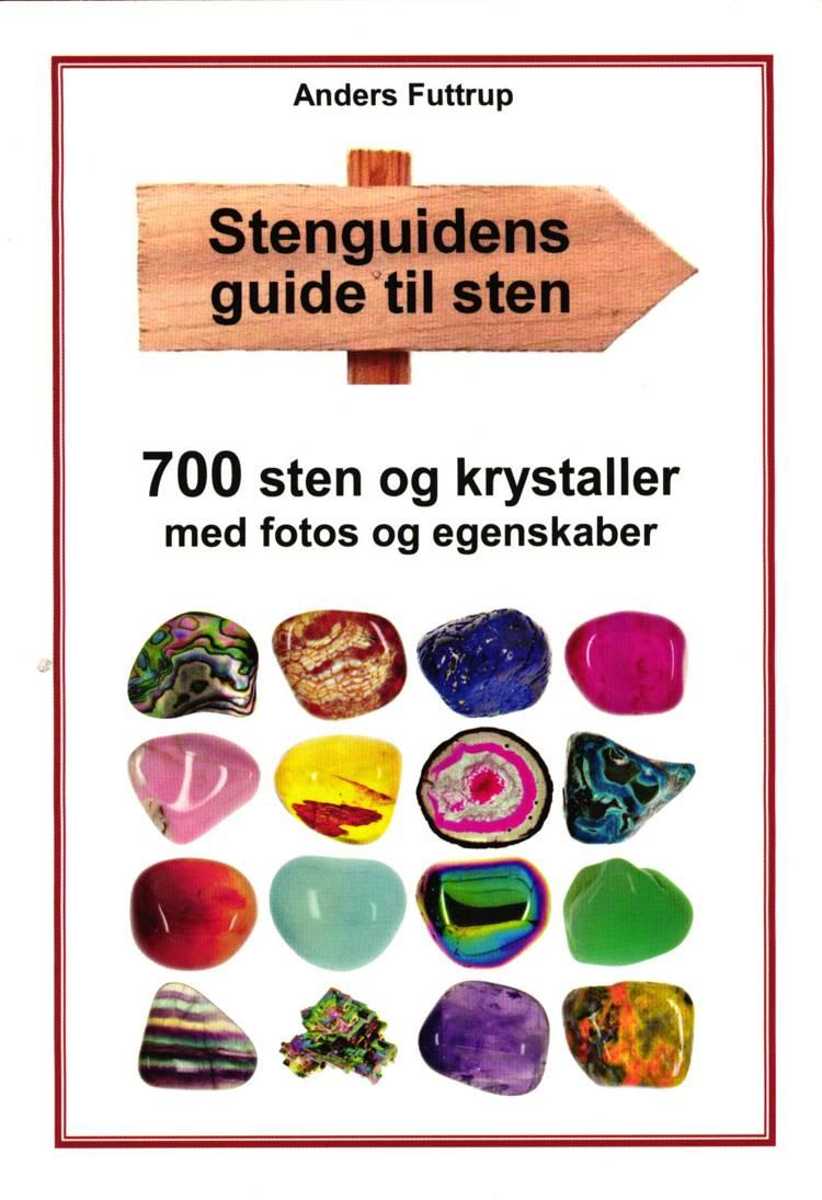 Stenguidens guide til sten af Anders Futtrup