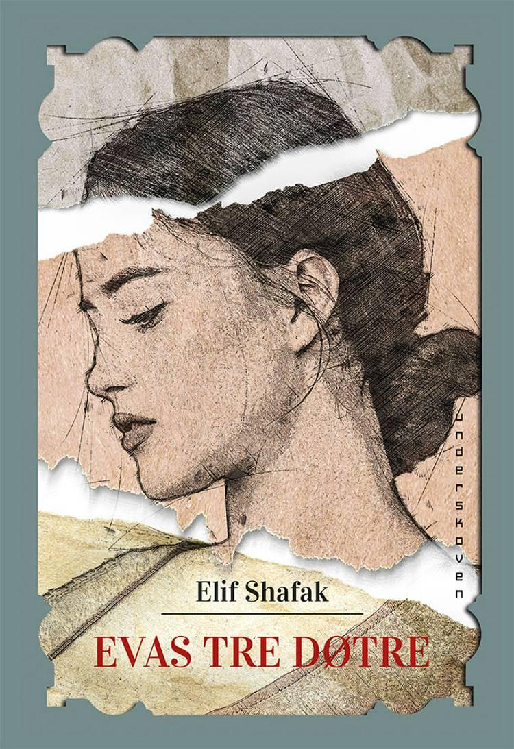 Evas tre døtre af Elif Shafak