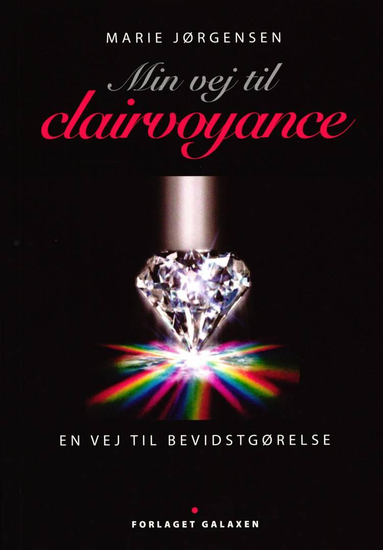Min vej til clairvoyance af Marie Jørgensen