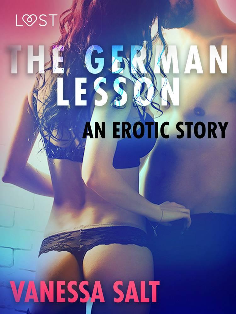 The German Lesson - An Erotic Story af Vanessa Salt