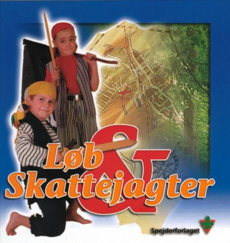 Løb & skattejagter af Marianne Pedersen, Pernille Jensen og Søren Troels Berg