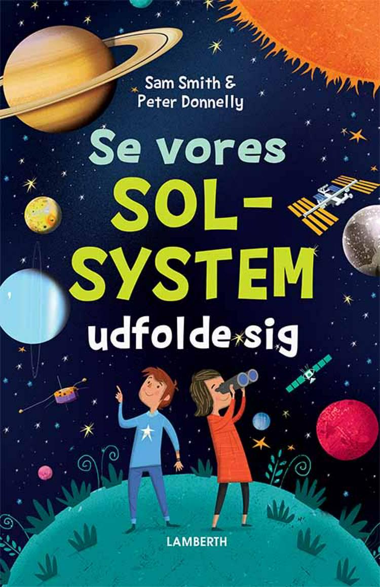 Se vores solsystem udfolde sig af Sam Smith