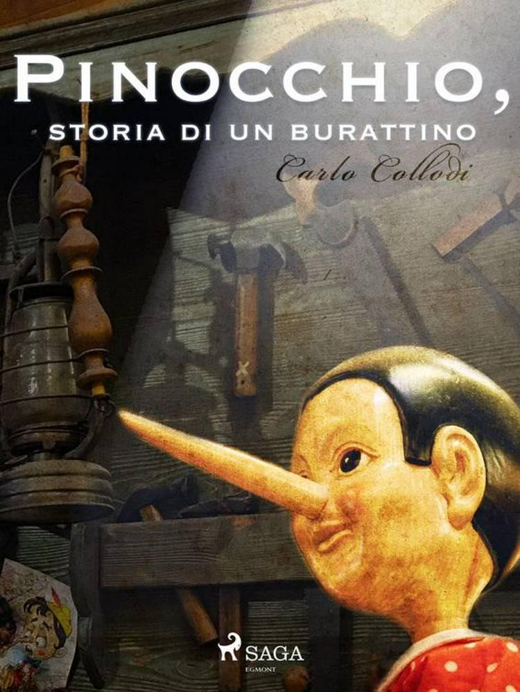 Pinocchio, storia di un burattino af Carlo Collodi
